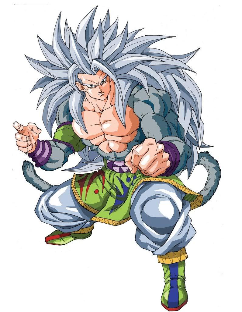 Dragon Ball AF GOKUF5