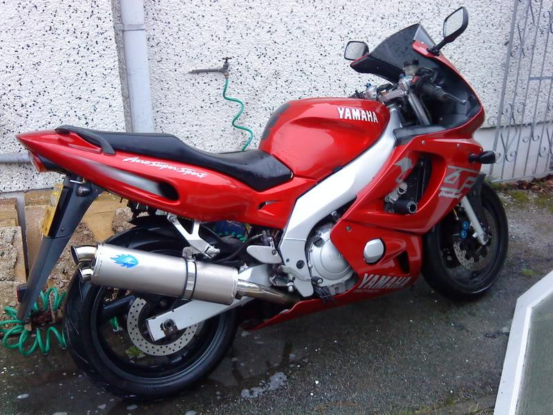Unlucky Alf's bike DSC00055