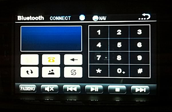 DVD/GPS system Dvd10