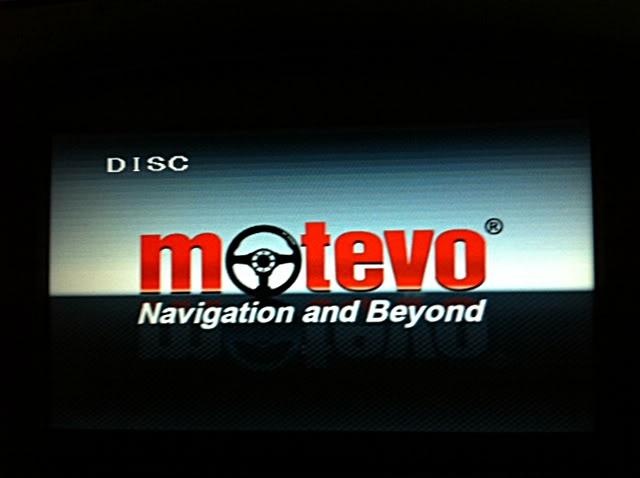 DVD/GPS system Dvd2
