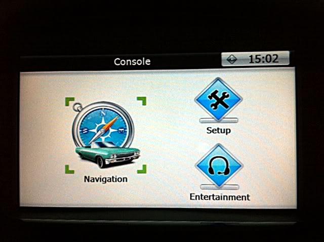DVD/GPS system Dvd3