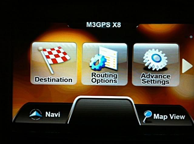 DVD/GPS system Dvd5