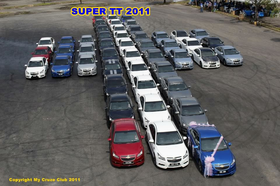 SUPER TT GATHERING 2011 Supertt1