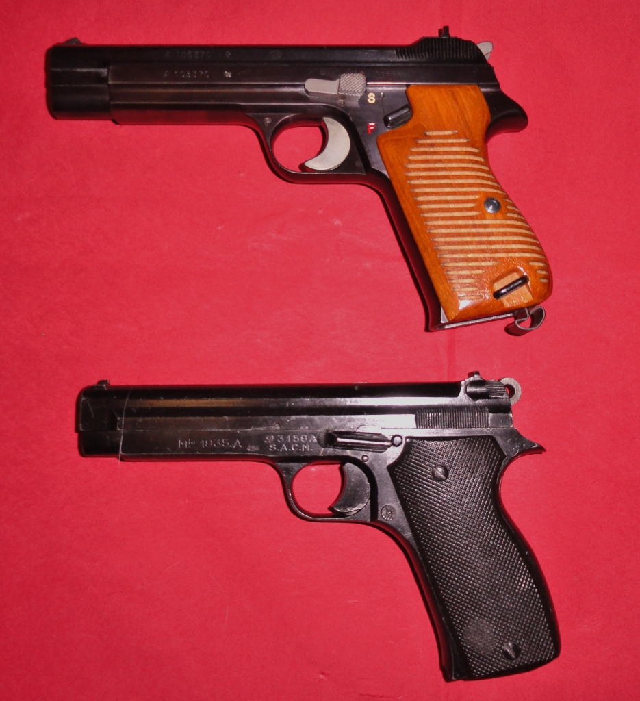 Comparaison P49 - PA 1935A DSC03878
