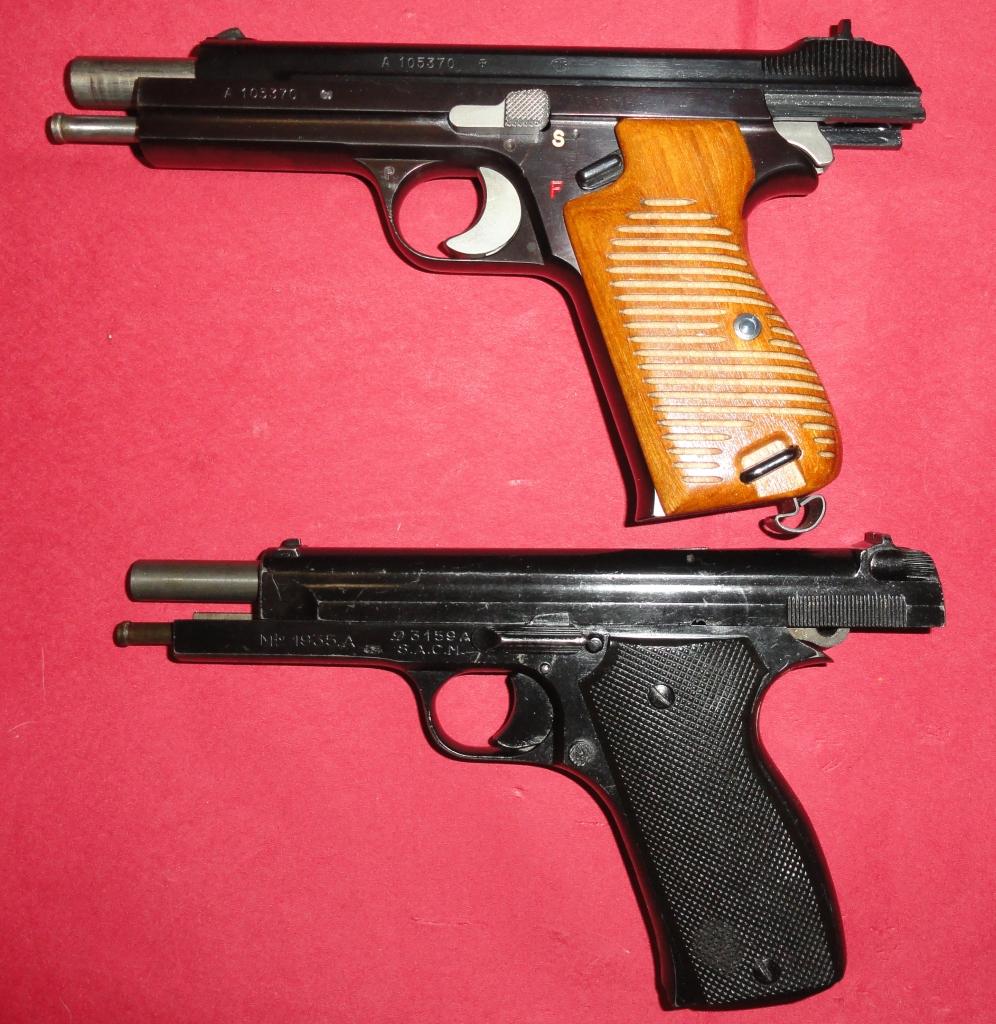 Comparaison P49 - PA 1935A DSC03893
