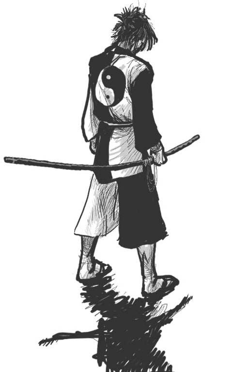 Jubei-Kun el samurai Samurai15at