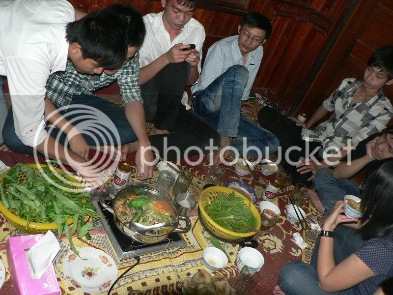 Ăn nhậu nhà Phú Dâm mùng 4 Tết Tân Mão P11501211