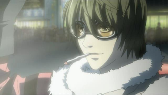 Death Note Canon Character -- Matt Matt