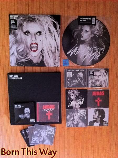 Tu colección de Lady Gaga [4] BornThisWay