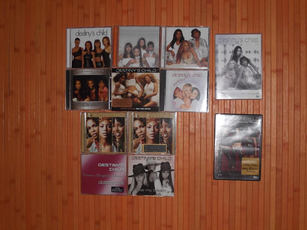 Beyoncé/DC >> Nuestra colección de Bee o DC  - Página 2 DSCF5308