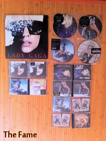 Tu colección de Lady Gaga [4] TheFame