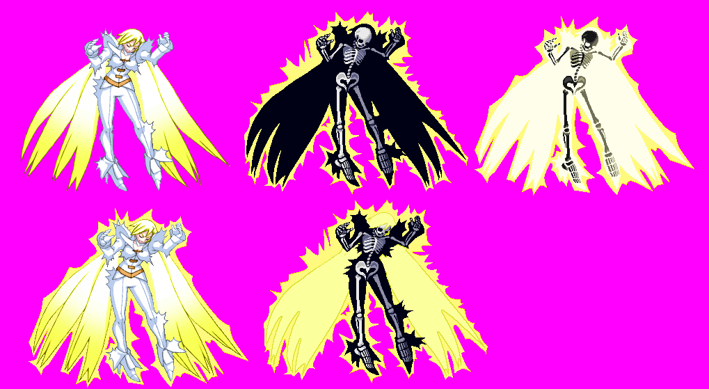 Midnight Bliss and Shock Project - Page 2 MildredAvalloneShockSprites