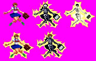 Double Release! MB & Shock Pack #5 + Spritesheets! YukiKushinadaShockSprites