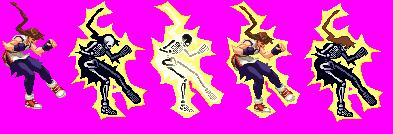 Double Release! MB & Shock Pack #5 + Spritesheets! YuriSakazakiShockSprites