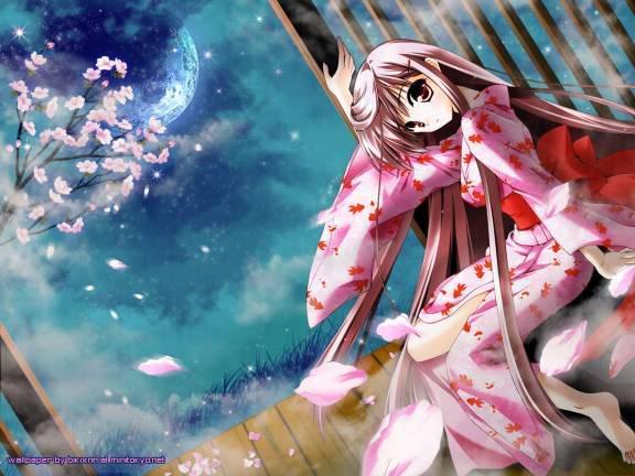 Usagi Ozaki (Shinigami) Redkimono