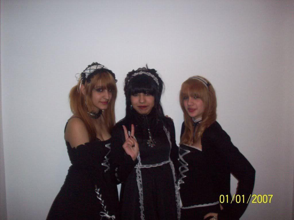 Juliette, Melody & company... 100_0429