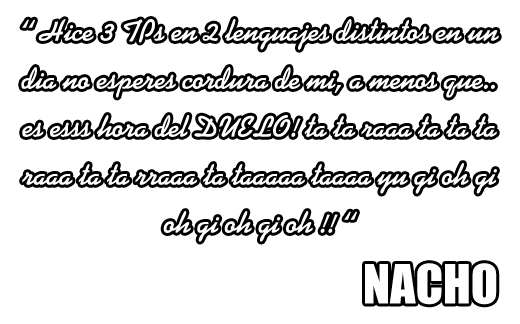 Frases memorables - Página 3 FNacho2