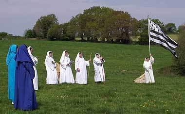 Moi & la Bretagne Druide