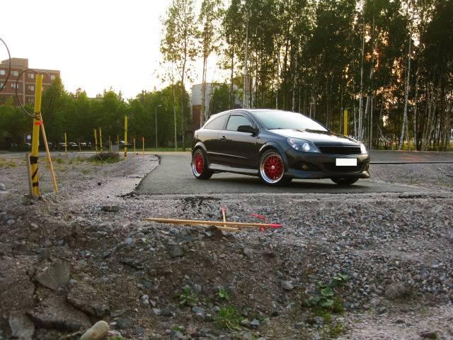 Opel astra H Gtc 2.0Tbo - Sivu 2 Photari1-1