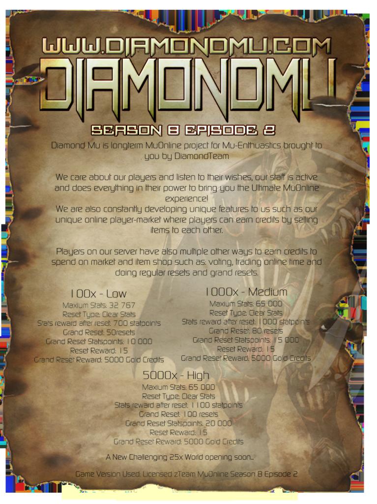 [AD] DiamondMu Season 8 | Two worlds [250x & 1000x] | Unical Diamondmuadv3_zps5f49bcb6