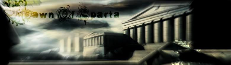 Dawn Of Sparta