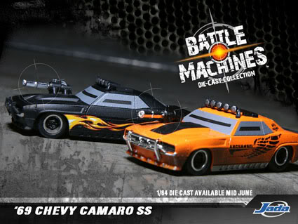 JADA  - BATTLE MACHINES - Agora R/C Camaro1024x768