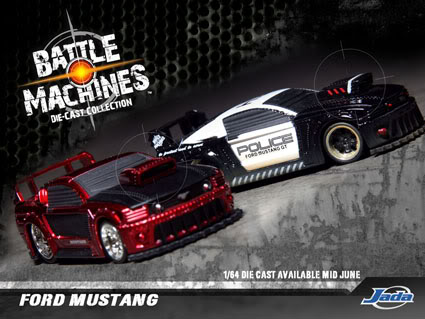 JADA  - BATTLE MACHINES - Agora R/C Mustang1024x768