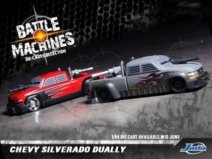 JADA  - BATTLE MACHINES - Agora R/C Silverado1024x768