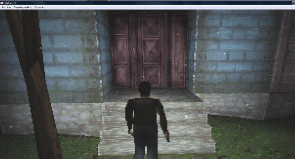 Silent Hill 1 portable Dibujo2