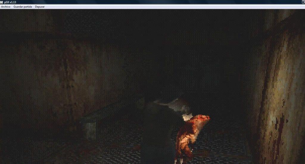 Silent Hill 1 portable Dibujo3