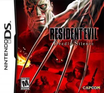 Evil - resident evil deadly Silence ResidentEvilDeadlySilence