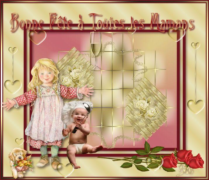Bonne Fêtes aux Mamans 20110529fdm2