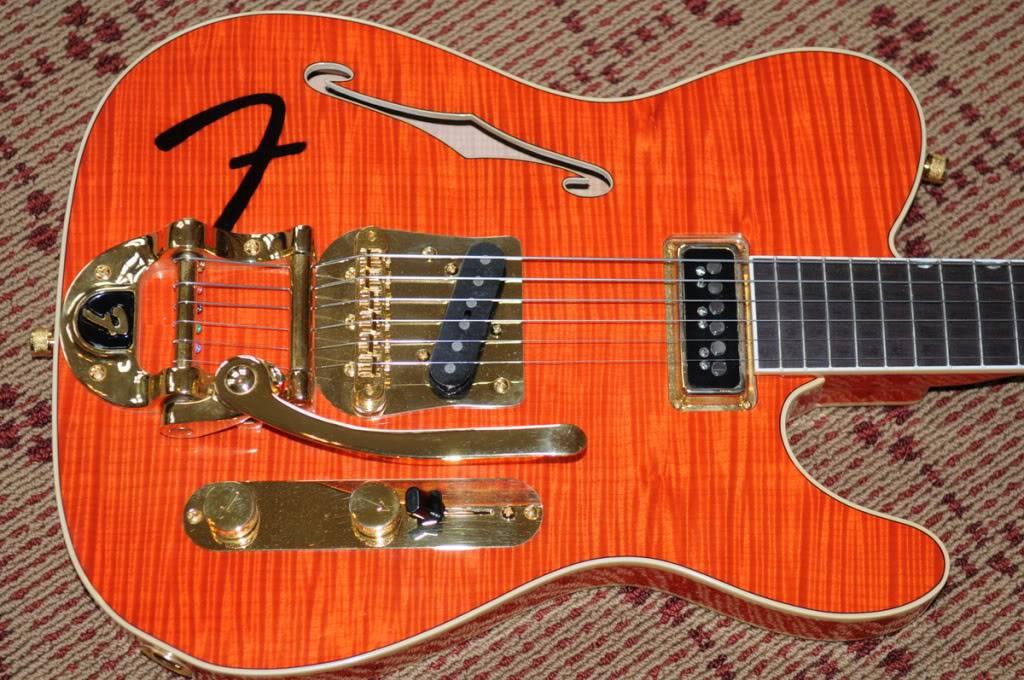 Gretschcaster ? :-)) OrangeTele