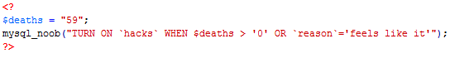 PHP In A Not-So-Nutshell Capture