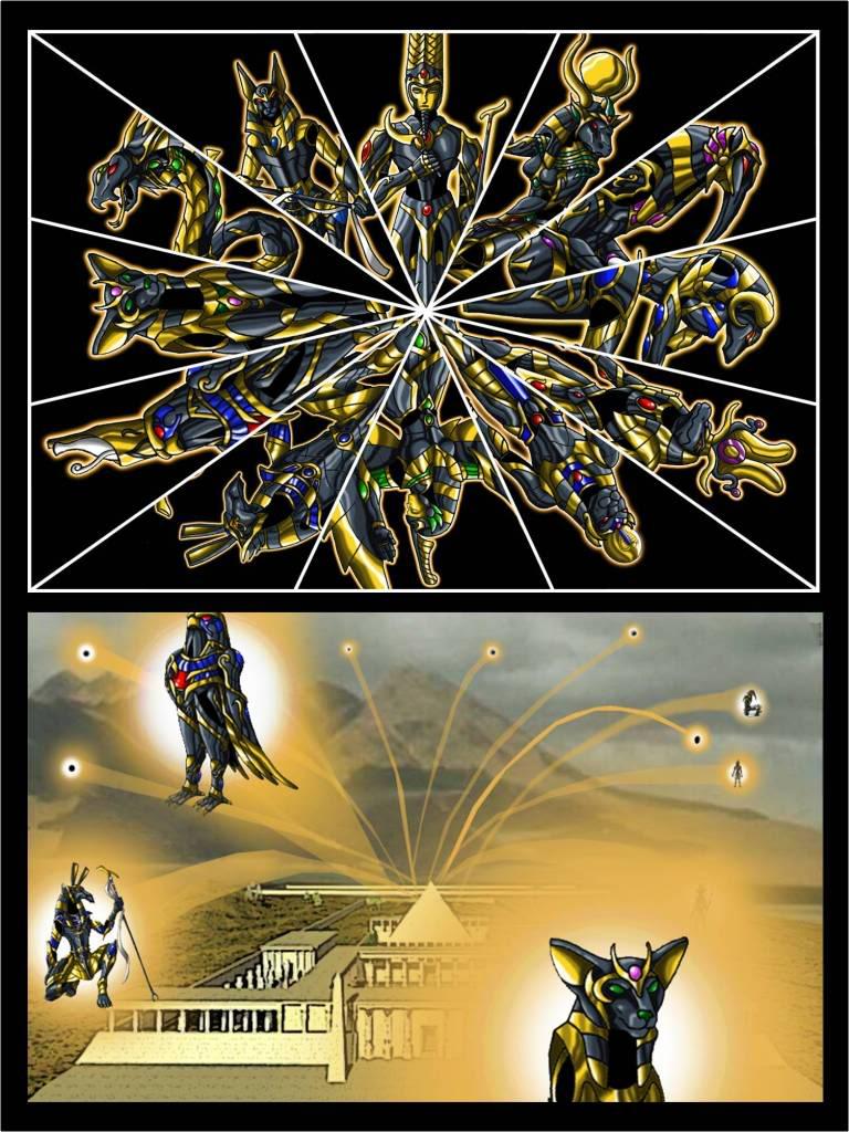 Saint Seiya Neteraaru (FanArt) 41