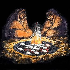 Hình ảnh vui về sự tiến hoá của loài người Hueco-sm