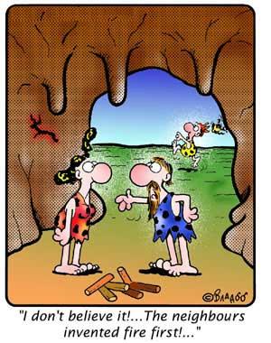 Hình ảnh vui về sự tiến hoá của loài người Misc-funny-pic-Fire