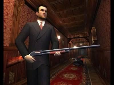 Hình ảnh vui về sự tiến hoá của loài người Mafia-1