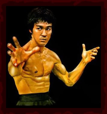 Picture Wars Bruce-lee
