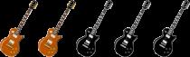 Guitar ranks 2-5