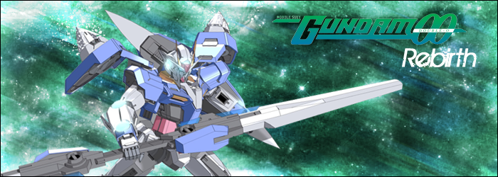 Gundam 00 Rebirth