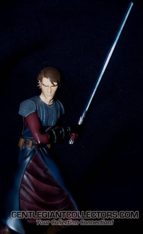 Anakin Skywalker Clone War 3D A5