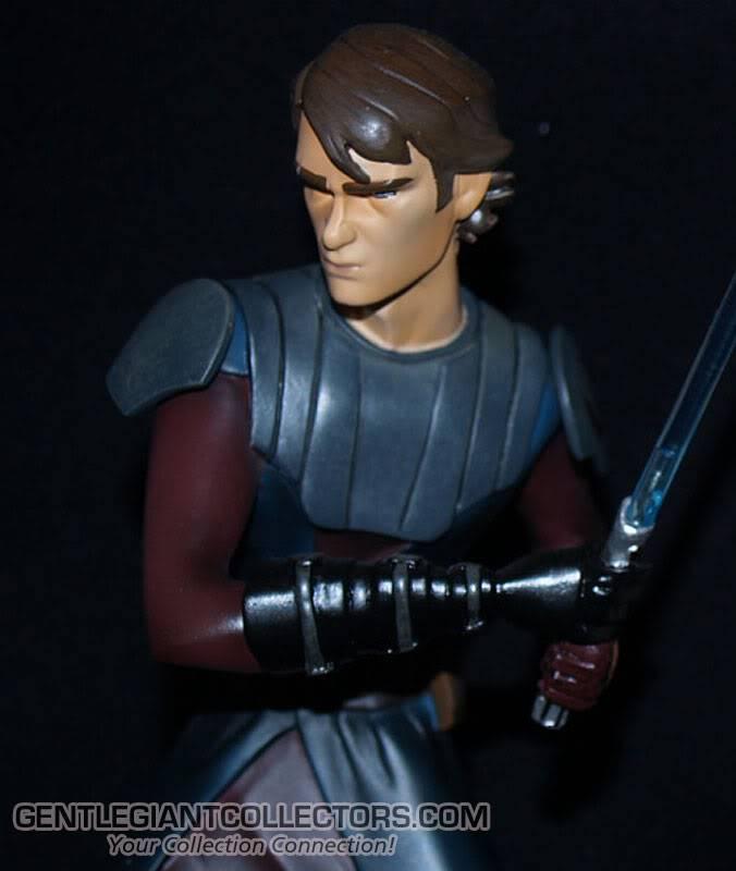 Anakin Skywalker Clone War 3D Ani5
