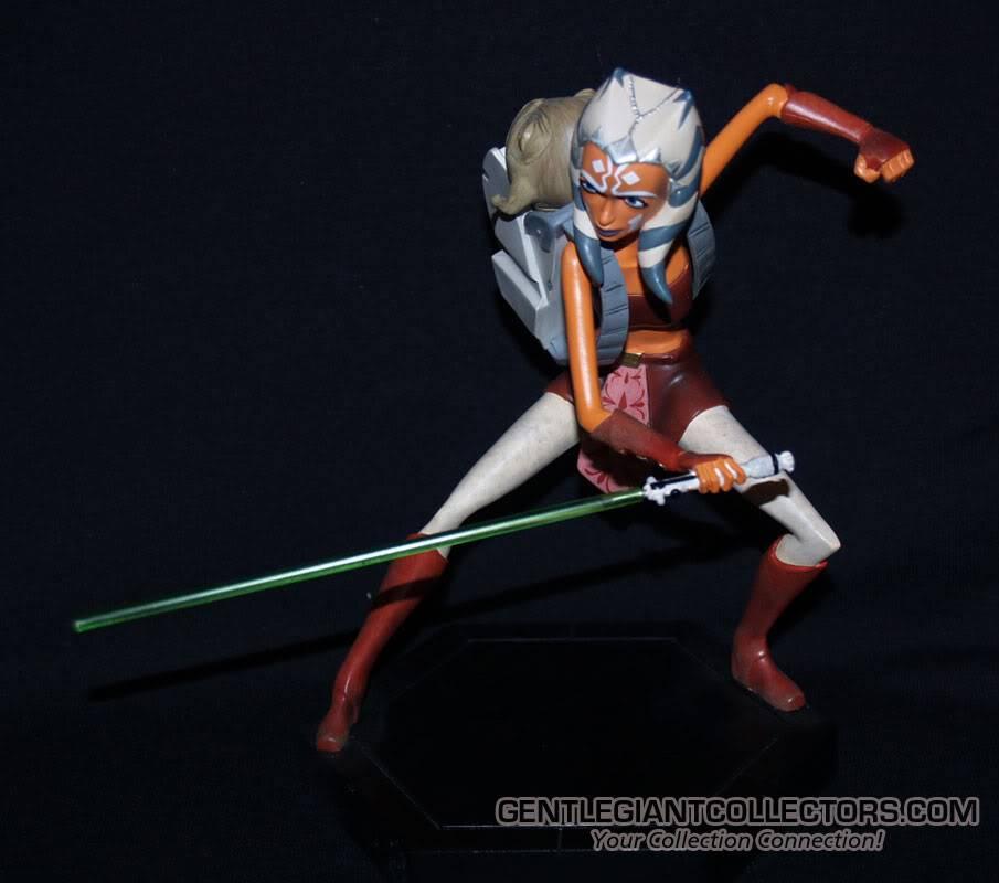 Ahsoka Clone War 3D Ask1
