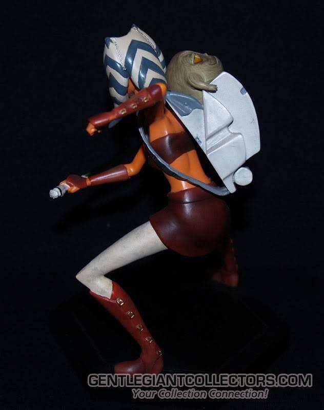 Ahsoka Clone War 3D Ask4