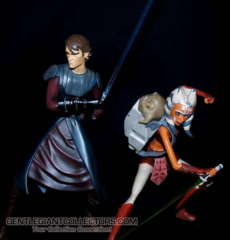 Anakin Skywalker Clone War 3D Cloneduo1