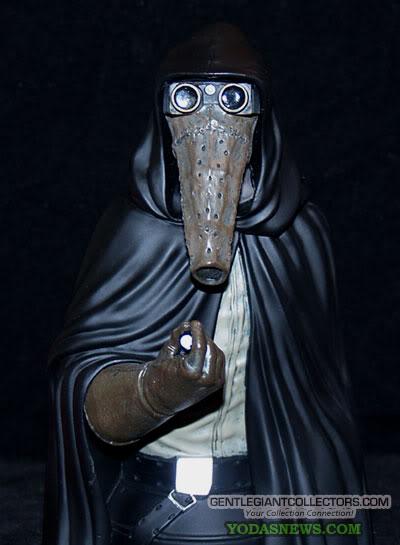 Mini buste Garidan Star Wars GGC22