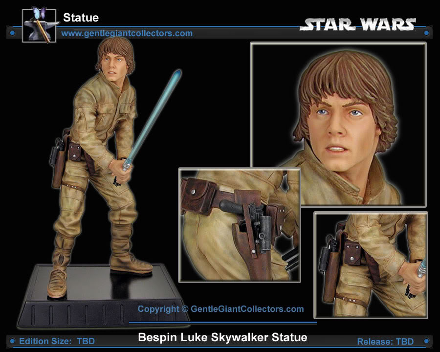 Luke Skywalker Bespin Statue Luke1stat-1