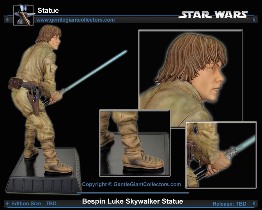 Luke Skywalker Bespin Statue Luke2stat-1