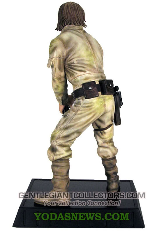 Luke Skywalker Bespin Statue Luke2stat
